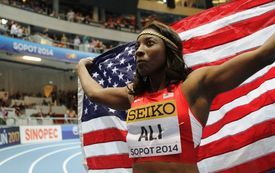 World Indoor Track&Field Championships 2014