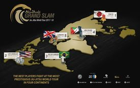 Abu Dhabi Grand Slam Jiu Jitsu World Tour 2017/2018 and 2016/17